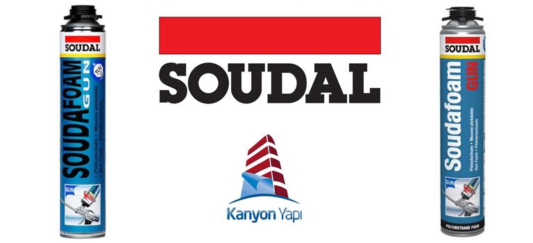 Soudal SoudaFoam Gun 750ml Köpük Fiyatı – En Uygun Fiyatlar