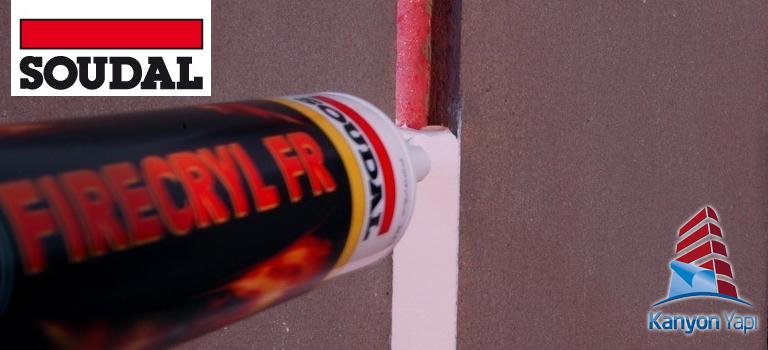 Soudal Firecryl FR Yangın Geciktirici Mastik En Uygun Fiyatları