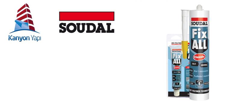Soudal Fix All Classic Mastik 290 ml Ürün Fiyatı