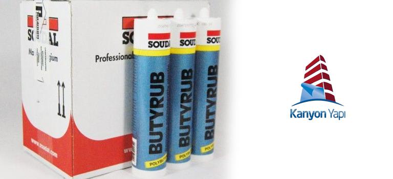 Soudal Butyrub Polimer Bazlı Mastik Fiyatları