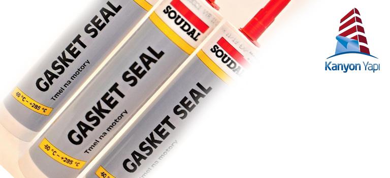 Soudal Gasket Seal Isı Silikonu En Uygun Fiyatları