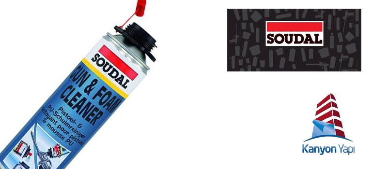Soudal Foam Cleaner Köpük Temizleyici En İyi Fiyatları