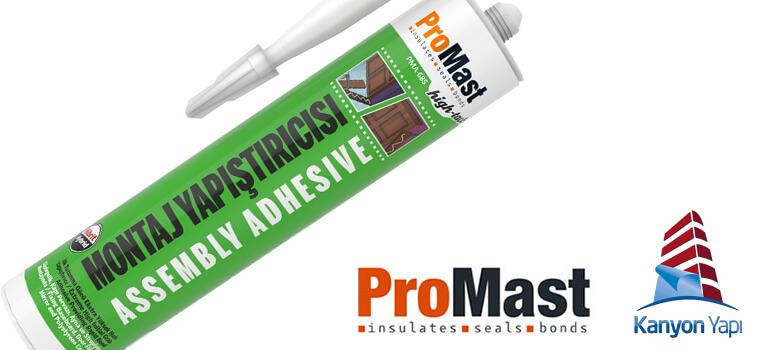 Promast High-Tack Hibrit Yapıştırıcı En Uygun Fiyatı