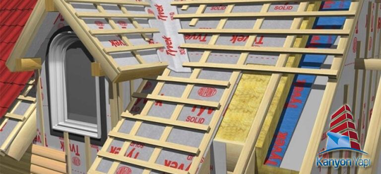 Aktif Nem Yönetimli Yüksek Koruma Ürünü Tyvek Solid Fiyatı