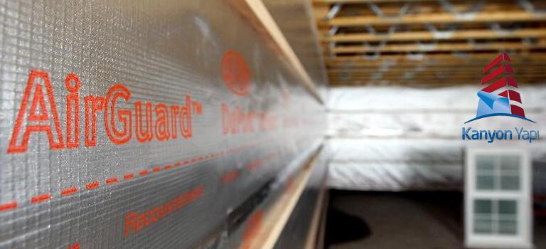 Buhar Kesici Tyvek Airguard Ürünü En Uygun Fiyatları