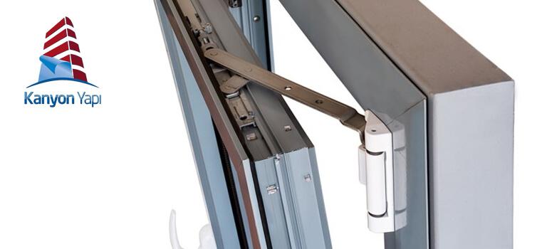 Kale Pvc Pencere Çift Açılım Sistemi Fiyatları